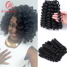Synthetic Hair Wand Curl Jamaican Bounce Afro Twist Crochet Braid Hair Extension