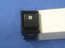 MG NEW MGB GT  1976 ON  ILLUMINATED FAN ROCKER SWITCH  AAU3204  *** oc28