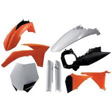 ACERBIS KTM SX SXF 125 / 150 / 250 / 350 / 450 2011-2012 OEM FULL PLASTIC KIT
