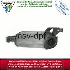 Renault Master Dieselpartikelfilter DPF Rußpartikelfilter Original Austausch