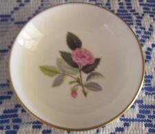 """LOVELY VINTAGE WEDGWOOD """"HATHAWAY ROSE"""" PIN OR BUTTER DISH"""