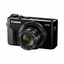 Canon PowerShot G7 X Mark II 20.1 MP Digital Camera with Touchscreen - Black