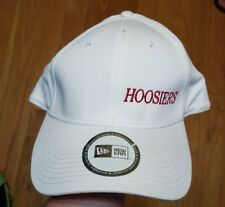finest selection ce5c1 406a0 Indiana IU Hoosiers Hat New Era large XL l xl white stretch new nwot