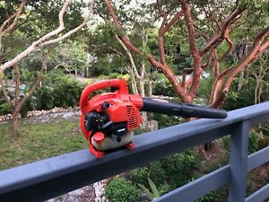 ECHO 2520LN 191 MPH 25.4 cc Gas 2-Stroke Cycle Low Noise Handheld Leaf Blower
