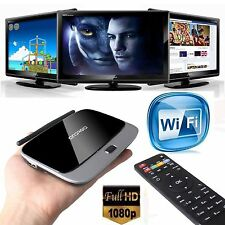 CS918 Quad Core Android  Smart TV Box XBMC WiFi Full 1080P Media Player 8G