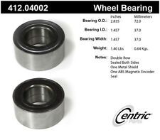 Wheel Bearing-Premium Bearings Front Centric 412.04002