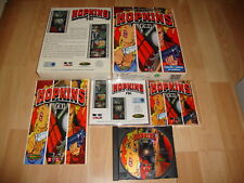 HOPKINS FBI AVENTURA GRAFICA DE MP ENTERTAIMENT PARA PC COMPLETO EN CAJA GRANDE