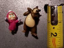 Mashable and the bear toys 2 mini figures Kinder Surprise