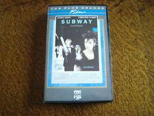 cassette vhs subway isabelle adjani