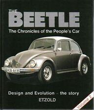 VW COCCINELLE VOLKSWAGEN les chroniques de voiture du peuple volume 2 design & Evolution