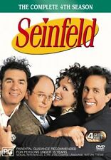 Seinfeld: Season 4 DVD NEW