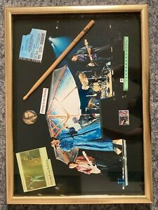 Charlie Watts Original stage used drum stick used in Cologne June 1999