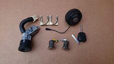 Citroen C1 Peugeot 107 Toyota Aygo 05-14 Lock set Ignition barrel  Key Door lock