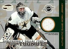 RON TUGNUTT 2004 PACIFIC INVINCIBLE GAME USED JERSEY - STARS