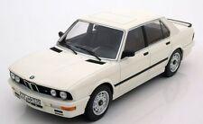 Bmw M535i E28 Año Fabricación 1986 blanco 1 18 Norev