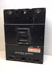 Westinghouse LAB2400N 400-Amp 600V AB De-Ion Circuit Breaker 400A 2P 2-Pole