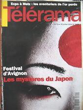 2321 FESTIVAL AVIGNON FRANCOFOLIES NADAR LEO FERRé FOOT AU STATES TELERAMA 1994