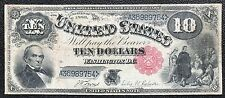 $10 SERIES OF 1863 UNITED STATES NOTE