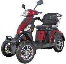 4 Wheeled 60V 100AH 500W Electric Mobility Scooter FREE DELIVERY - Green Power