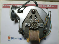 Baxi Solo 3 Fan 30PF 40PF 50PF 246051, 244714 With Venturi Fitted