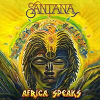 Santana - Africa Speaks (NEW CD ALBUM)