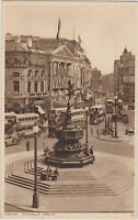 UK Early Postcard London Piccadilly Circus (918)