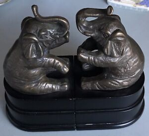 Elephant Bookends Pair by SPI Home San Pacific International
