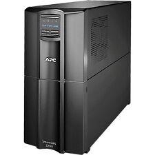 NEW APC SMART-UPS 2200VA 1980W 120V LCD USB Power Backup & Conditioner SMT2200