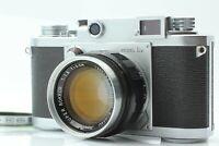 [NEAR MINT] Minolta 35 MODELⅡ B  SUPER ROKKOR 50mm f/1.8 Lens From JAPAN 342