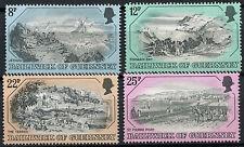 Guernsey 1982 SG#249-252 Prints MNH Set #D2151