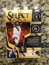 2020-21 Panini Select NBA Basketball Blaster Box New Factory Sealed