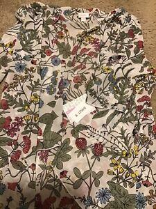 Lularoe Shirley Kimono Medium Floral