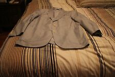 Ermenegildo Zegna  Patch Pocket Crossover Jacket, 40L