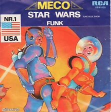 7inch MECO  star wars HOLLAND 1977 EX  (S0817)