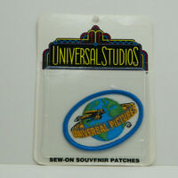 Universal Studios UNIVERSAL PICTURES Sew-On Souvenir Patch VINTAGE New Free Ship