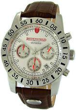 Riedenschild Quarz Steel Chronograph Herrenuhr Rallye Band Limited Edition 999