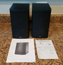 Boston Acoustics CR6 Main / Stereo Speakers (Pair) 2 Speakers - Work Great