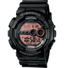 G-Shock GD100MS-1D. Military Style. Over-sized Button and Auto-Illuminator.