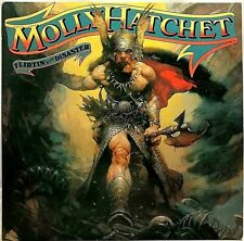 "MOLLY HATCHET ""Flirtin' With Disaster"" Vinyl LP - 1979 Epic JE 36110 - EX / EX"