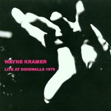 WAYNE KRAMER: Live at Dingwalls 1979; featuring PINK FAIRIES CAPTAIN TRIP Neu