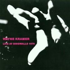 WAYNE KRAMER: Live at Dingwalls 1979; featuring PINK FAIRIES CAPTAIN TRIP Neu