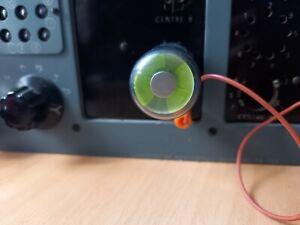 Miniwatt Dario EM34 (Oeil) TUBE LAMPE TSF  Luminosité environ 75% (Serviceman)