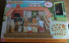 Sylvanian Families - Brick Oven Bakery Set - Childs Playset - Suitable Ages 3+