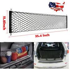 Car Auto Rear Trunk Back Seat Elastic String Net Mesh Storage Bag Pocket Cage US