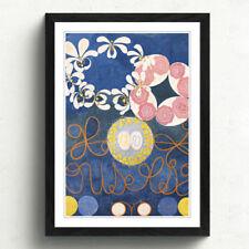 Multi-Colour Floral Reproduction Art Prints