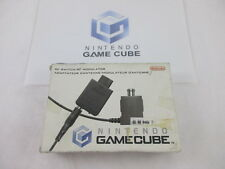 nintendo gamecube RF SWITCH MODULATOR -new in box-