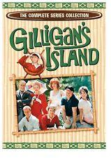 GILLIGAN'S ISLAND THE COMPLETE SERIES 1-3 DVD BOXSET 17 DISCS