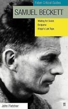 Samuel Beckett: Waiting for Godot, Endgame, Krapp's Last Tape (Faber-ExLibrary