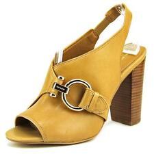 Sandalias con tiras de mujer Coach color principal crema