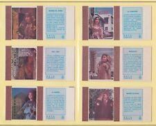 Série de 8  boîtes   d'allumettes  Tunisie  BN49722 Poupée